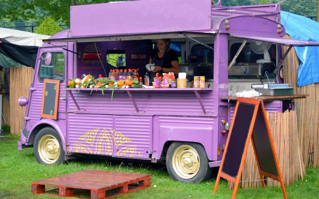 Amenagement utilitaire : Nos 6 conseils pour la conception d'un food truck