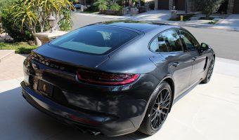 Turbo hybride : La plus puissante Porsche Panamera Turbo S