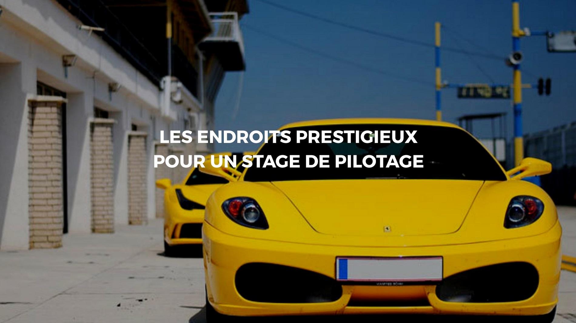 circuit stage pilotage