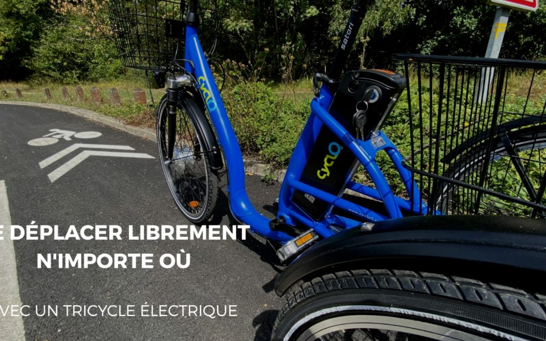 tricycle electrique