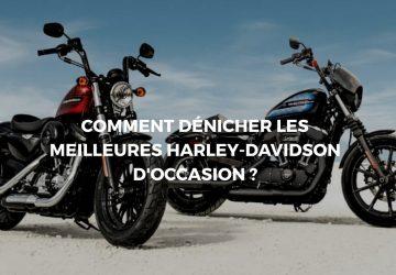 Harley-Davidson: Notre sélection des meilleurs modèles de la marque