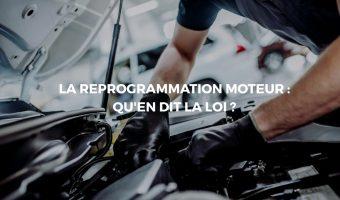 Les risques et les procédures pour une reprogrammation de moteur