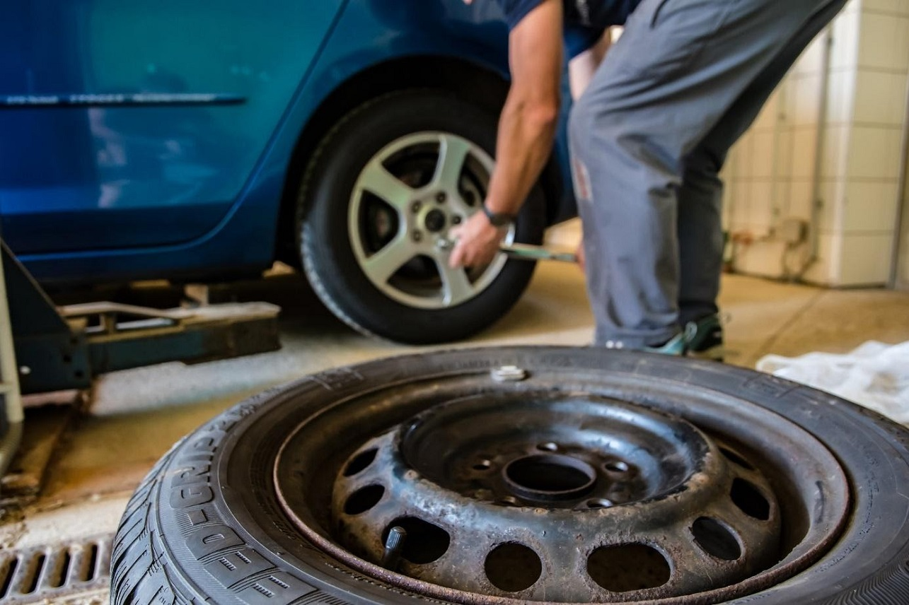 entretien pneu auto