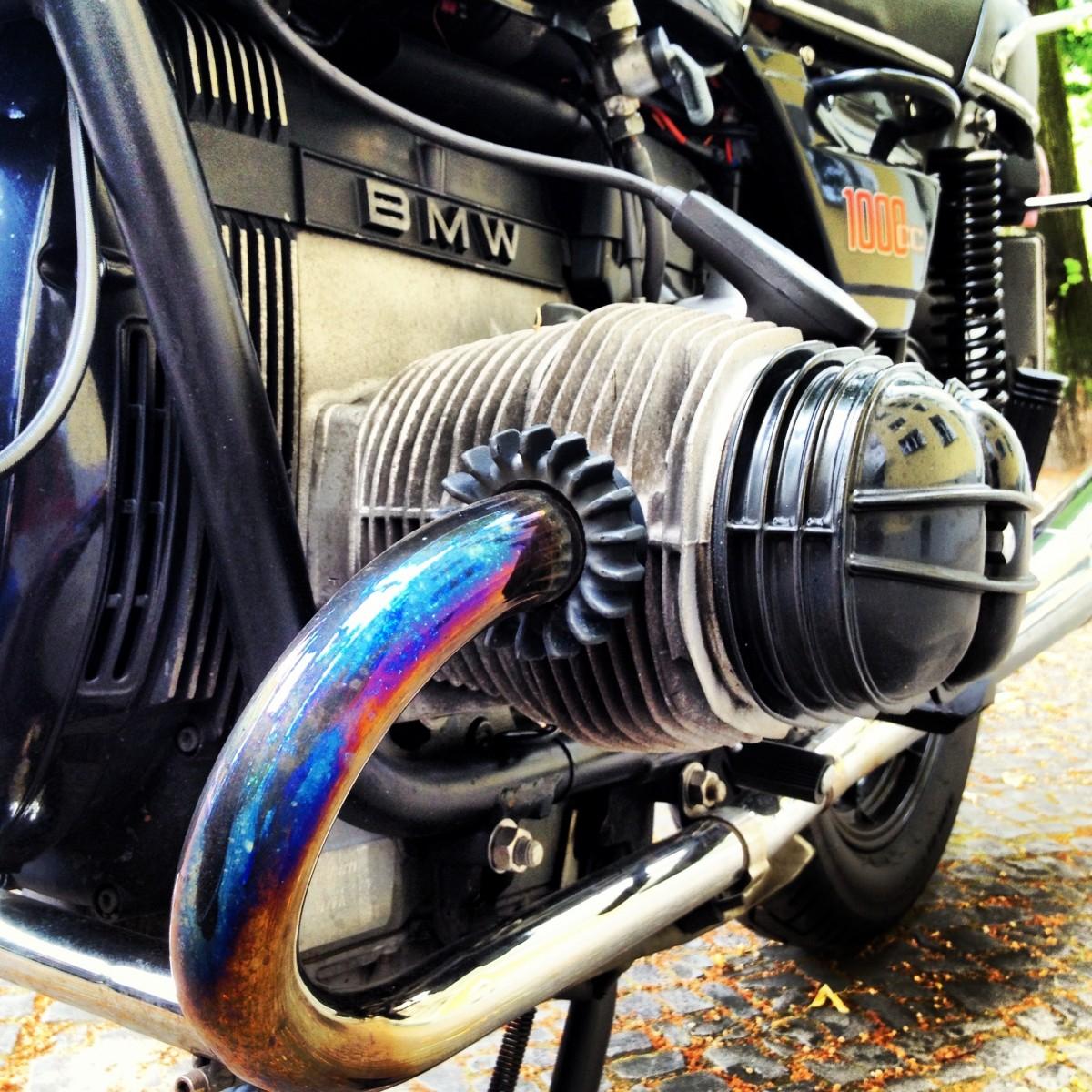 moteur moto bmw
