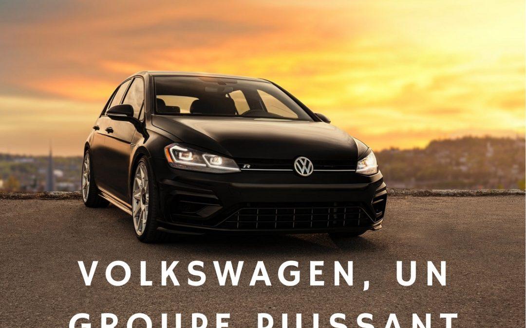 Volkswagen : Saviez que Volkswagen, c'est 12 marques de voitures et motos ?