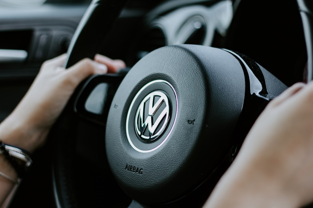 tableau de bord Volkswagen